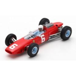 LOOKSMART LSRC032 FERRARI 156 N°6 GP Italie 1964- Lodovico Scarfiotti