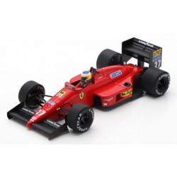 LOOKSMART LSRC058 FERRARI F1/87 N°27 3ème GP Monaco 1987- Michele Alboreto