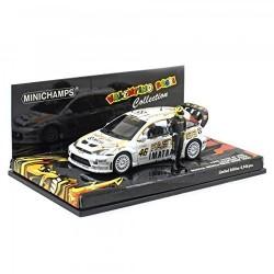 MINICHAMPS 436068446 FORD FOCUS RS WRC 06 No46 V. ROSSI 1.43