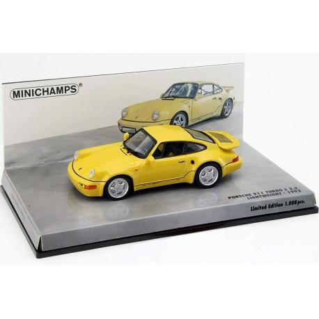 MINICHAMPS 436069170 PORSCHE 911 TURBO S 25 ANS 1992 1.43