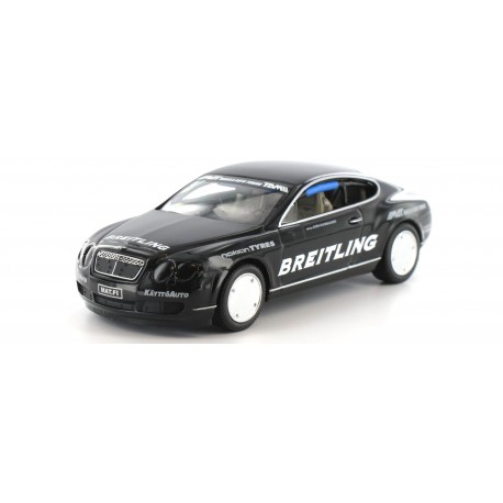 MINICHAMPS 436139026 BENTLEY CONTINENTAL GT RECORD 1.43