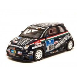 MINICHAMPS 437081268 FIAT 500 NURBURGRING 2008 No168 1.43