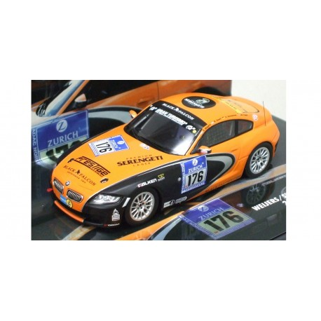 MINICHAMPS 437092776 BMW Z4 NURBUGRING 2009 No176 1.43