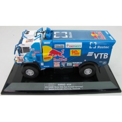 DIP MODEL 243275 KAMAZ - 4326 N°515 Retired Truck From Rallye Dakar - 2018