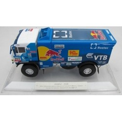 DIP MODEL 243276 KAMAZ - 4326 N°303 Vainqueur Rallye Silk Way - 2017