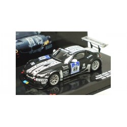 MINICHAMPS 437102069 BMW Z4 GT3 NURBURGRING 2010 No69 1.43
