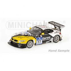 MINICHAMPS 437102077 BMW Z4 NURBUGRING 2010 No77 1.43