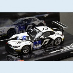 MINICHAMPS 437102076 BMW Z4 NURBUGRING 2010 No76 1.43