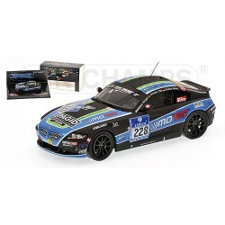 MINICHAMPS 437102228 BMW Z4 NURBUGRING 2010 No228 1.43