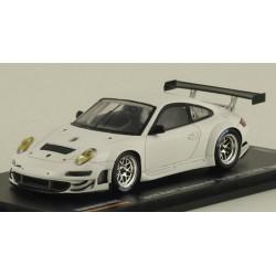 SPARK KAN009 PORSCHE 911 GT3 RSR 997 2009 blanche