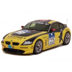 MINICHAMPS 437111225 BMW Z4 BLACK FALCON N°225 1.43