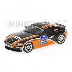 MINICHAMPS 437111230 BMW Z4 COUPE 24H NURBURGRING 2011 N°230 1.43
