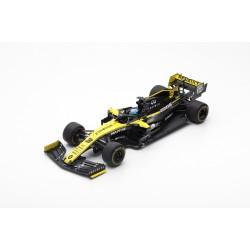 SPARK 18S454 RENAULT F1 Team N°3 Course à déterminer 2019 Renault R.S.19 Daniel Ricciardo 1.18