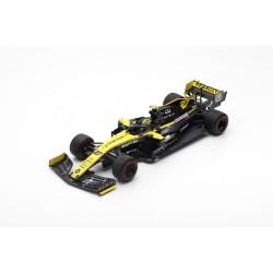 SPARK 18S455 RENAULT F1 Team N°27 Course à déterminer 2019 Renault R.S.19 Nico Hülkenberg 1.18