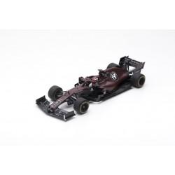 SPARK 18S458 SAUBER Alfa Romeo Racing F1 Team Test Car Fiorano Circuit Shakedown 2019 Alfa Romeo Racing C38 Kimi Räikkönen 1.18