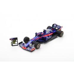 SPARK S6080 TORO ROSSO Scuderia N°26 Course à déterminer 2019 Honda STR14 Daniil Kvyat 1.43