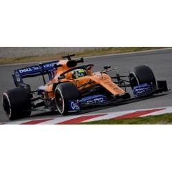 SPARK S6081 MCLAREN F1 Team N°4 Course à déterminer 2019 McLaren MCL34 Lando Norris 1.43