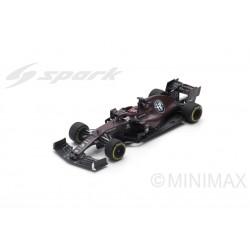 SPARK S6083 SAUBER Alfa Romeo Racing F1 Team Test Car Fiorano Circuit Shakedown 2019 Alfa Romeo Racing C38 Kimi Räikkönen 1.43