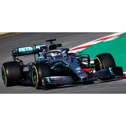 SPARK S6072 MERCEDES-AMG Petronas Motorsport F1 Team N°77 2019 Mercedes-AMG F1 W10 EQ Power+ Valtteri Bottas 1.43