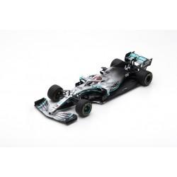 SPARK 18S450 MERCEDES-AMG Petronas Motorsport F1 Team N°44 2019 Mercedes-AMG F1 W10 EQ Power+ Lewis Hamilton 1.18