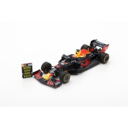 SPARK S6078 RED BULL Aston Martin Racing F1 Team N°33 Course à déterminer 2019 RB15 Max Verstappen 1.43