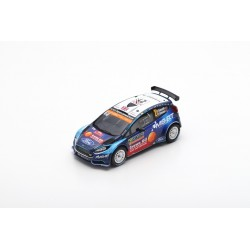 SPARK S5982 FORD Fiesta R5 M-Sport Ford WRT N°21 Vainqueur WRC2 Rallye Monte Carlo 2019 G. Greensmith - E. Edmondson