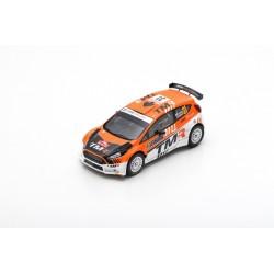 SPARK S5983 FORD Fiesta R5 Tommi Mäkinen Racing N°31 Rallye Monte Carlo 2019 T. Katsuta - D. Barritt