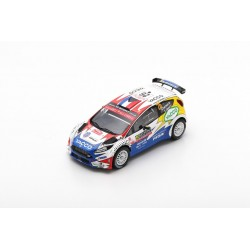 SPARK S5985 FORD Fiesta R5 Adrien Fourmaux N°26 Rallye Monte Carlo 2019 A. Fourmaux - R. Jamoul