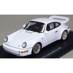 SPARK KAN010 PORSCHE 911 CARRERA RSR 3.8 1993 BLANCHE