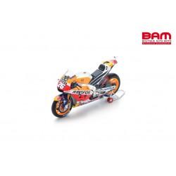 SPARK M12016 HONDA RC213V No.26 Repsol Honda Team 2017-Dani Pedrosa