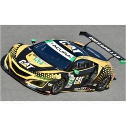 TRUESCALE TSM430440 ACURA NSX GT3 EVO N°57-24H Daytona 2019- Meyer Shank Racing