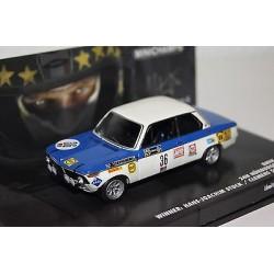 MINICHAMPS 444700236 BMW 2002ti 24H NURBURGRING 1970 1.43