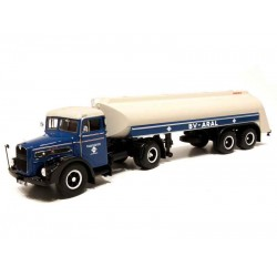 "MINICHAMPS 499070870 MAN F8 SEMI "" ARAL "" 1.43"