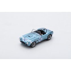 TRUESCALE TSM430350 SHELBY Cobra N°142 Targa Florio 1964 P.