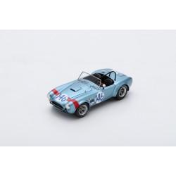 TRUESCALE TSM430351 SHELBY Cobra N°146 Vainqueur Class Targa Florio 1964