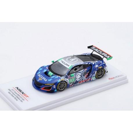 "TRUESCALE TSM430385 ACURA NSX GT3 N°93 ""Statue of Liberty"" IMSA Championship Watkins Glen 2017"
