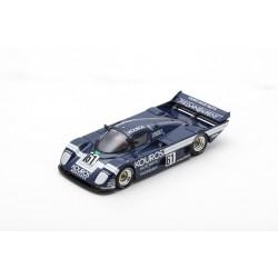 SPARK HP09 SAUBER C8 N°61 Vainqueur 1000km Nurburgring 1986 (500 ex)