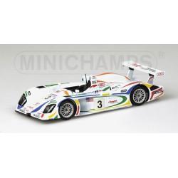 MINICHAMPS 400010903 AUDI R8 N 3-Team CHAMPION 1.43