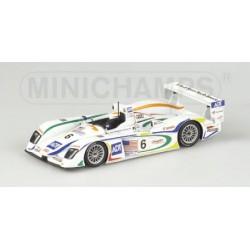 MINICHAMPS 400031306 AUDI R8 N°6-PIRRO/LEHTO/JOHANSSON