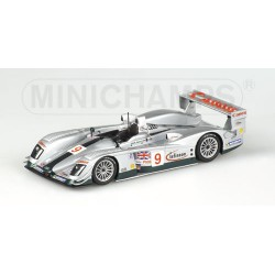 MINICHAMPS 400031399 AUDI R8 N°9 SALO/KANE SEBRING 2003 1.43