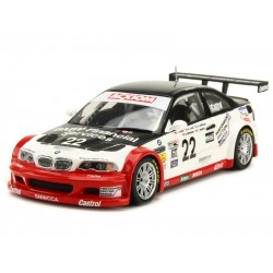 MINICHAMPS 400042122 BMW M3 GTR SAID / AUBERLEN / MARKS / HAND / JONSSON 1.43