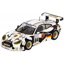 MINICHAMPS 400046984 PORSCHE 911 GT3 RS LM2004 No84 1.43