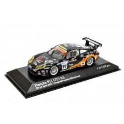 MINICHAMPS 400056981 PORSCHE 911 GT3 RS LM05 1.43