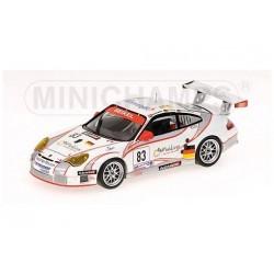 MINICHAMPS 400066483 PORSCHE 997 GT3 RSR LM06 No83 1.43