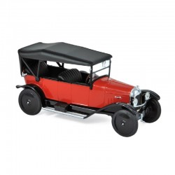 NOREV 151509 CITROEN TYPE A 1919 ROUGE