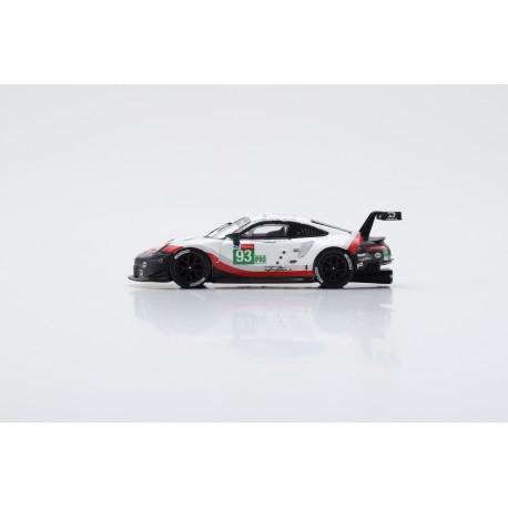 SPARK 87S144 PORSCHE 911 RSR N°93 Porsche GT Team 24H Le Mans 2018