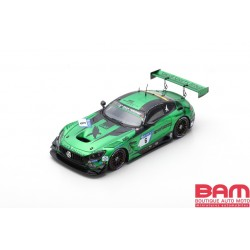 SPARK SG404 MERCEDES-AMG GT3 N°6 5ème 24H Nürburgring 2018 Haupt-Bastian-Johansson-Piana