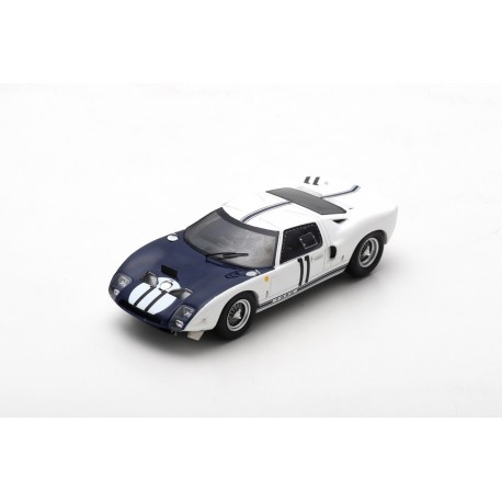 SPARK S4079 FORD GT N°11 24H Le Mans 1964 R. Ginther - M. Gregory
