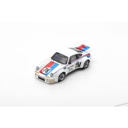 SPARK S4159 PORSCHE Carrera RSR N°78 24H Le Mans 1976 D. Febles - A. Poole - H. Cruz