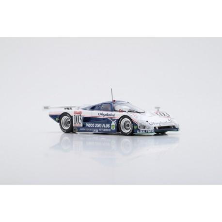 SPARK S4767 SPICE SE 88 C N°103 24H Le Mans 1988 A. Coppelli - T. Thyrring - E. Salazar